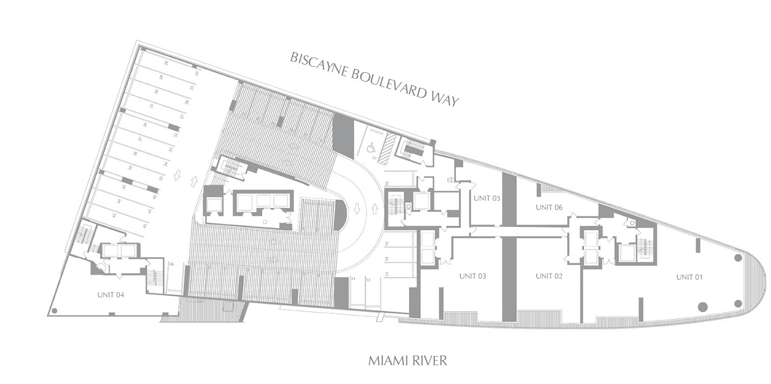 Aston Martin Residences Master Floor Plan