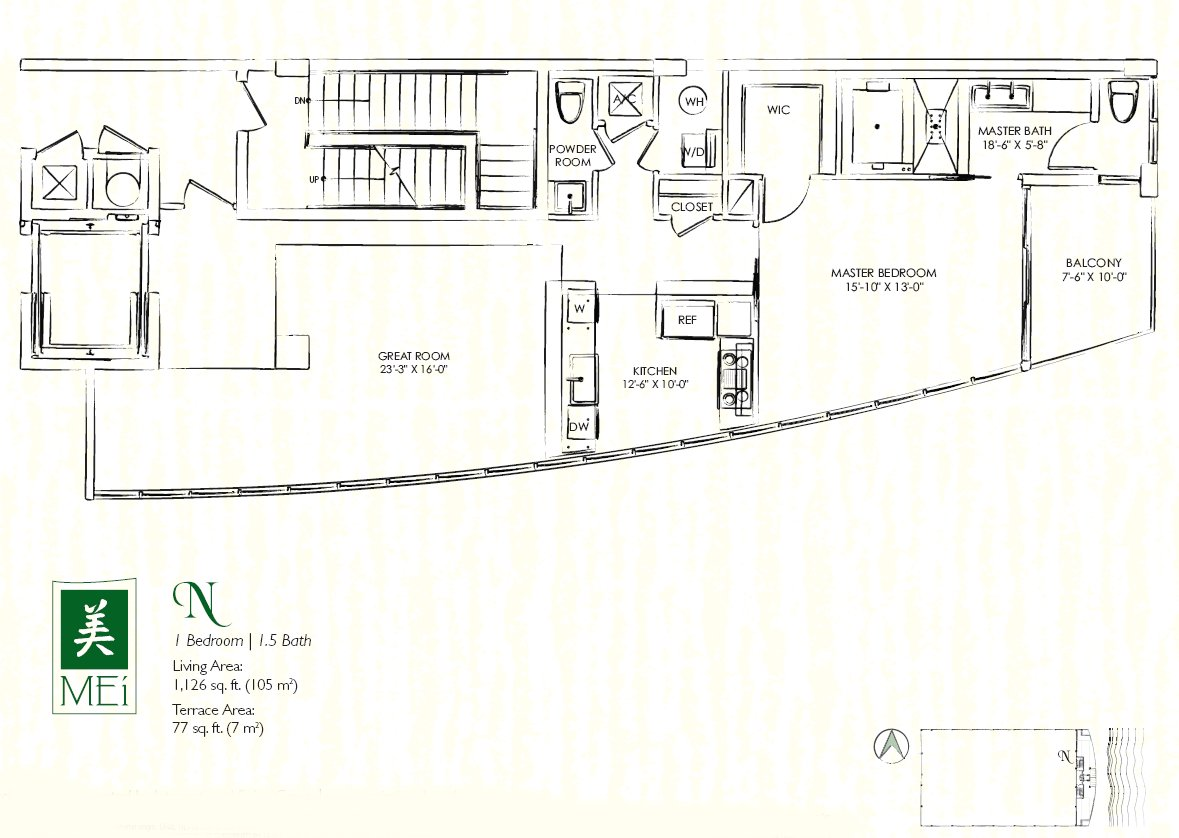 Mei Floor Plan Condo N