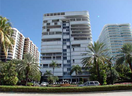 Bal Harbour 101 apartment