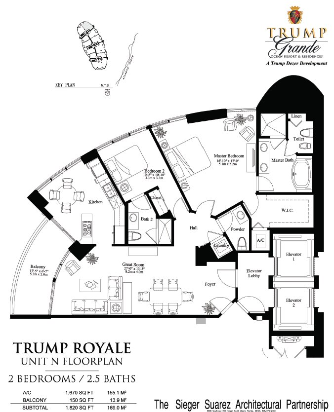Trump Royale Find Your Home 49 For Sale And 36 For Rent