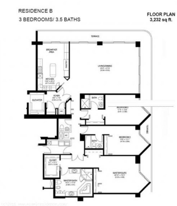 Solimar Floor Plan B