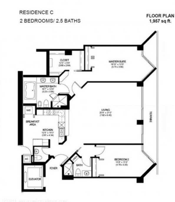 Solimar Floor Plan C