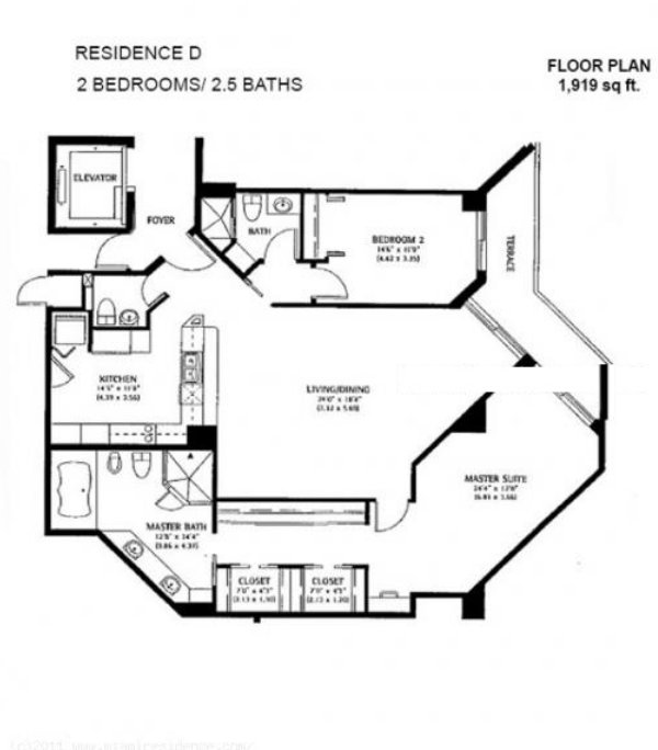 Solimar Floor Plan D