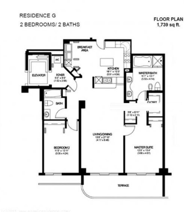 Solimar Floor Plan G