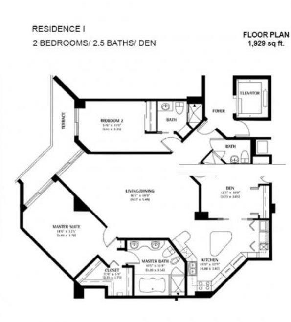 Solimar Floor Plan I