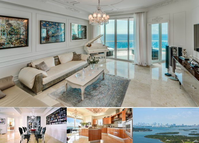 Turnberry Ocean Colony Penthouse 3501 For Sale