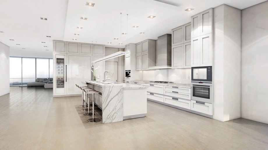 Privage Fort Lauderdale kitchen