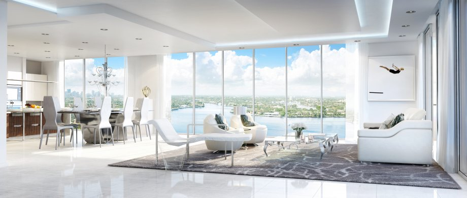 Privage Fort Lauderdale apartment