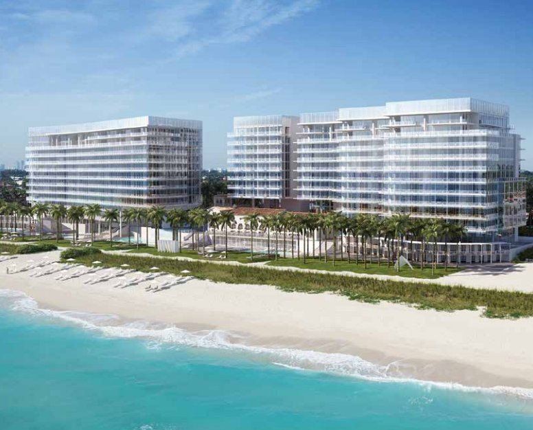 The Surf Club Hotel and Residences Surfside