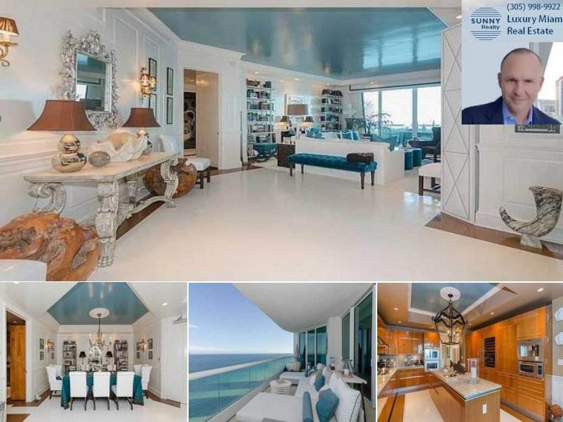 Turnberry Ocean Colony Unit 2203 For Sale