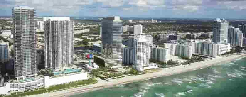 hollywood beach real estate