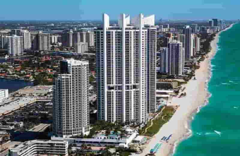 sunny isles condos for rent